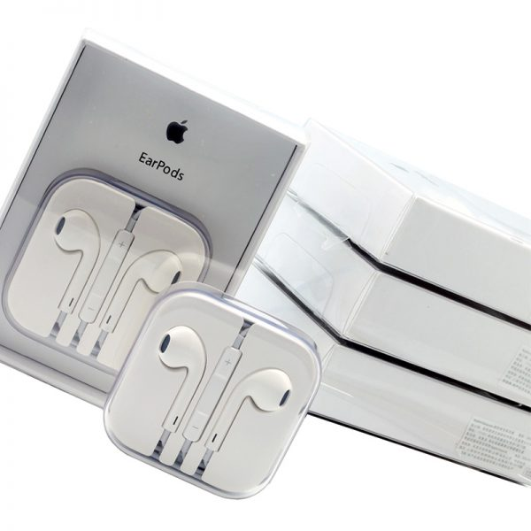 Наушники iPhone 5  iPhone 6  iPhone 6S EarPods ОРИГИНАЛ