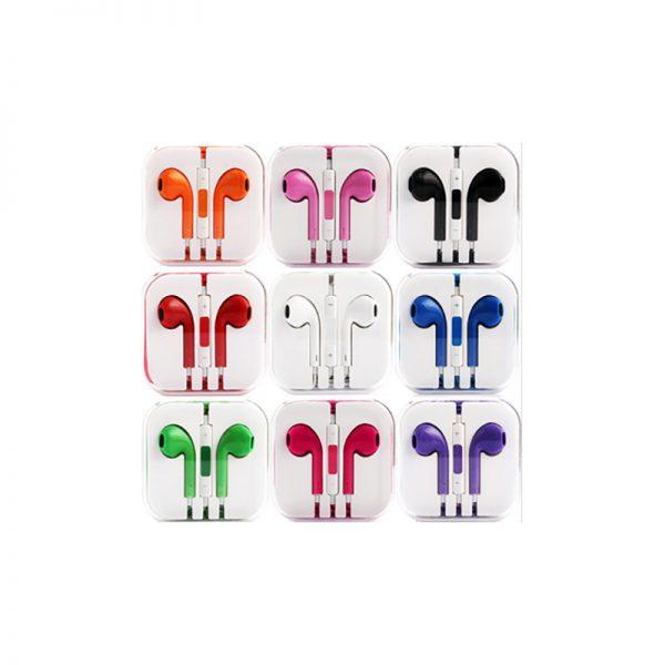 Наушники iPhone 5 iPhone 6 iPhone 6S EarPods Цветные
