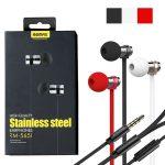 Наушники Remax RM-565i Stainless steel