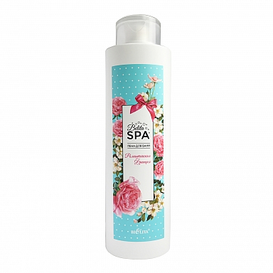 Belita SPA Пена для ванн Романтическая Франция