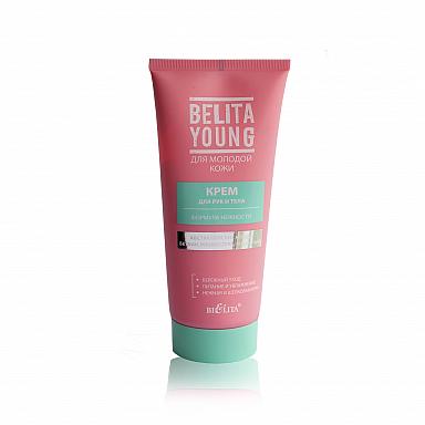 Belita Young Крем для рук и тела Формула нежности