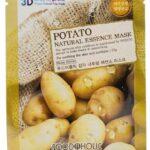 3D Маска с натуральным экстрактом картофеля