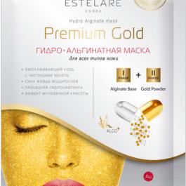 Premium Gold Гидроальгинатная маска для всех типов кожи