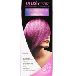Бальзам оттеночный для окраски волос IRIDA TON ГЛИНТВЕЙН
