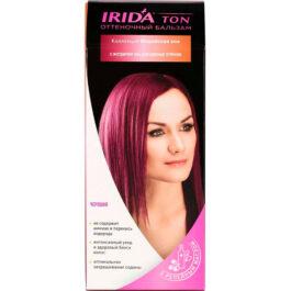 Бальзам оттеночный для окраски волос IRIDA TON ЧЕРЕШНЯ