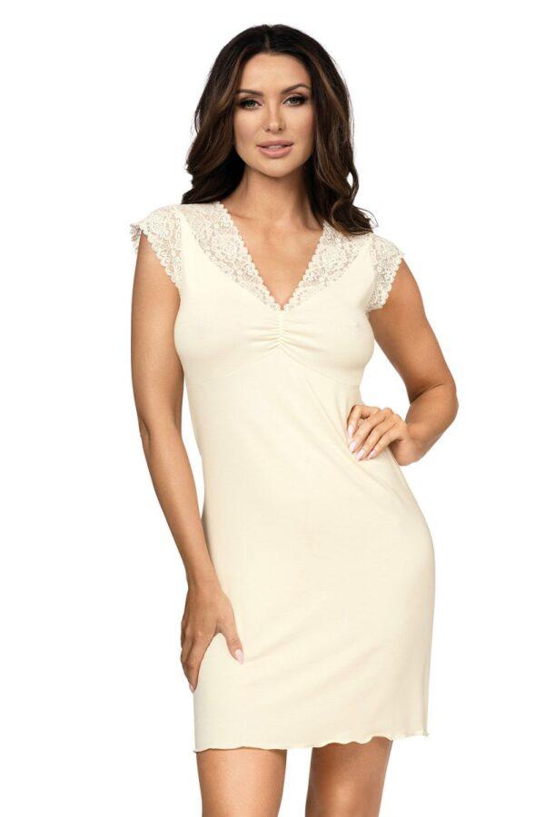Сорочка Eleni кремовый Donna