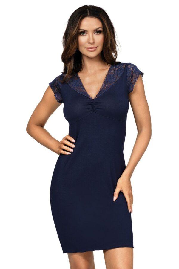 Сорочка Eleni темно-синий Donna