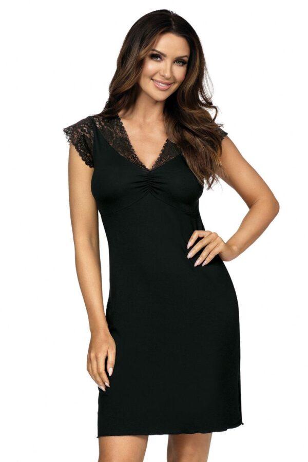 Сорочка Eleni черный Donna