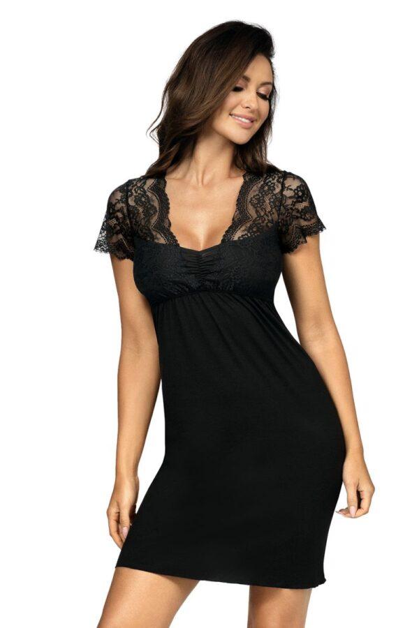 Сорочка Kasiya черный Donna