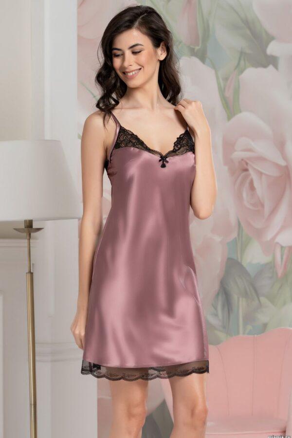 Сорочка Olivia 3641 розовый