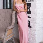 Сорочка Rosalina 17598 розовый