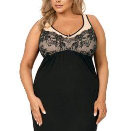 Сорочка Sarah plus черный