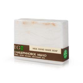Мыло глицериновое MILK SOAP