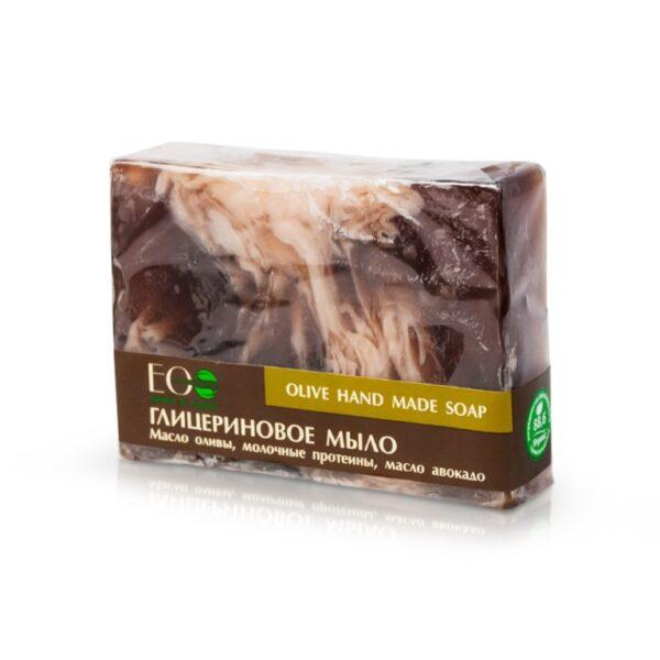 Мыло глицериновое OLIVE SOAP