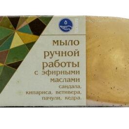 Мыло ручной работы с эфирными маслами ДРЕВЕСНОЕ