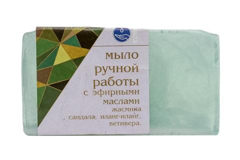 Мыло ручной работы с эфирными маслами ЖАСМИНОВОЕ
