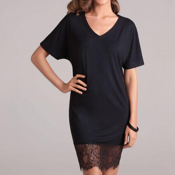 Сорочка GD239 черный Cotonella