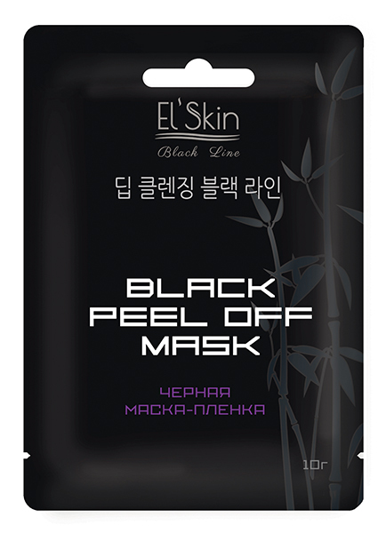 Маска-пленка Black Line черная ES-910