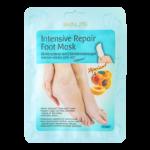 Маска-носки для ног интесивно-восстанавливающая Абрикос SL-259