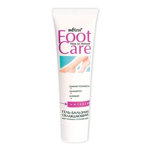 Гель-бальзам Охлаждающий для ступней ног FOOT CARE