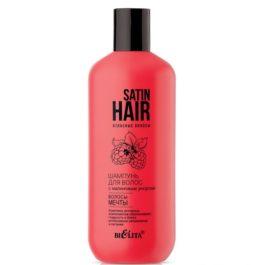 Атласные волосы Шампунь для волос с малиновым уксусом